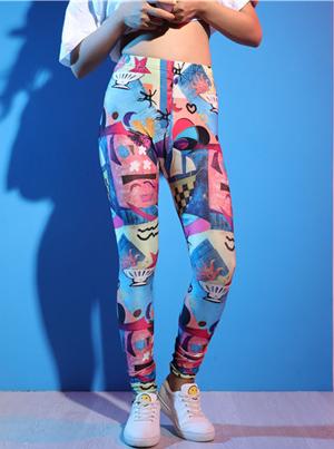 0a1f61a0e8f8c2 marine animal print leggings India leggings wholesale – First leggings
